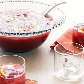 Holiday Citrus Punch.
