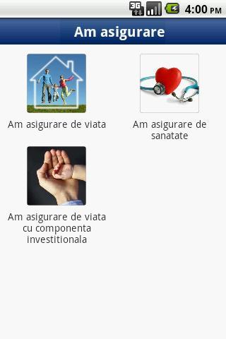 BCR Asigurari de Viata VIG- screenshot