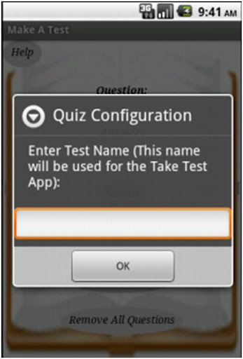 Study Companion - Test Maker