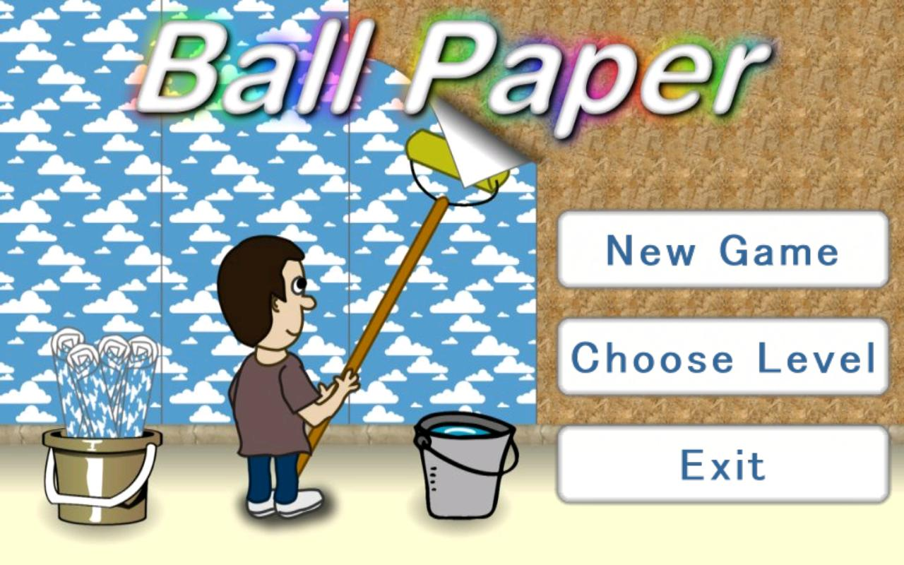 Ball Paper - screenshot