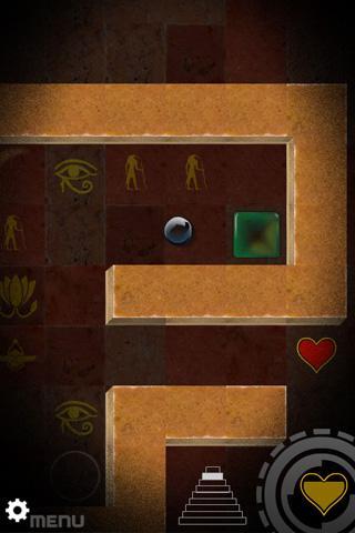MazeBall- screenshot