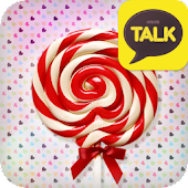 KakaoTalk 3.0 Theme : Lollipop