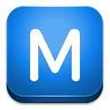 Metroide lite, Paris subway logo