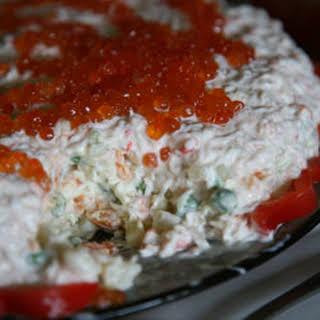 Tom's Vladivostok Potato Salad.