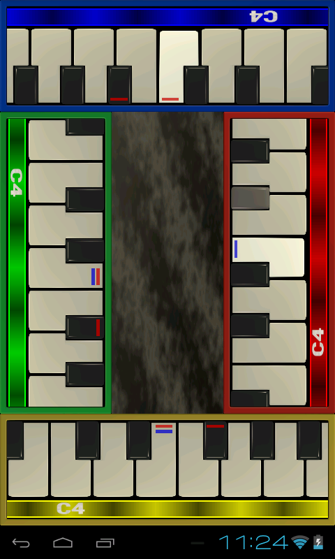 Multi Piano- screenshot