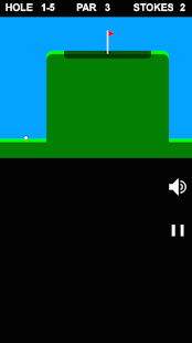 Simple Golf 2D- screenshot thumbnail