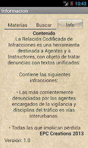 Codificado Tráfico screenshot 4