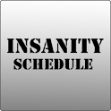 Insanity Workouts Schedule icon