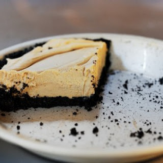 Chocolate Peanut Butter Pie.