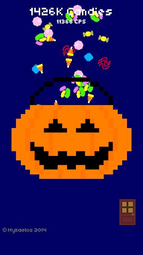 Halloween Candy Clicker