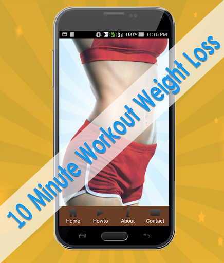 10 Minute Workout Weight Loss