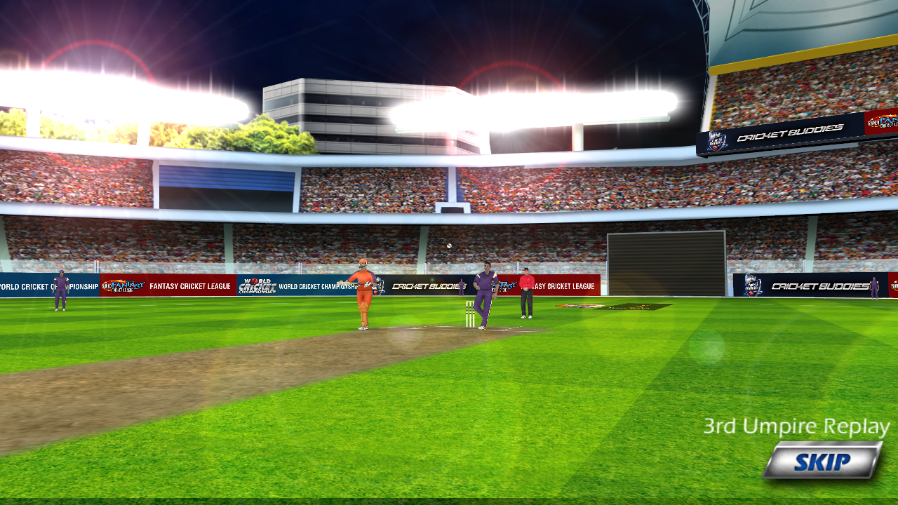 World Cricket Championship Pro- screenshot