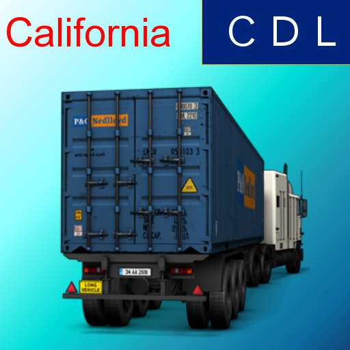 California CDL Practice Tests 教育 App LOGO-APP開箱王