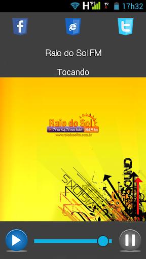 Rádio Raio do Sol FM 104 9