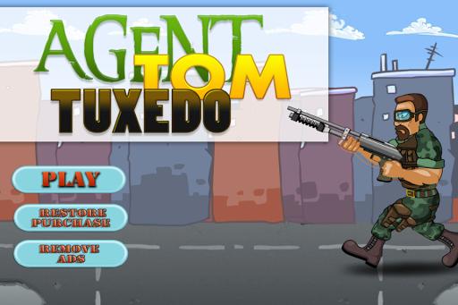 Agent Tom Tuxedo
