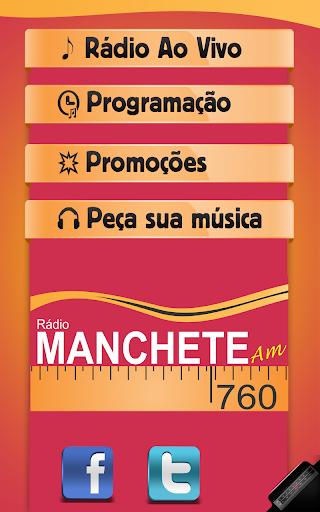 Rádio Manchete 760