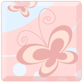 Butterflies and Cupcakes Theme