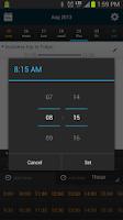 Screenshot of Fast Scheduler/Calendar
