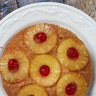 Pineapple Upside Down Cake With White Sugar Recipes.