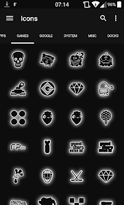 Neon-W Icon Pack v1.3