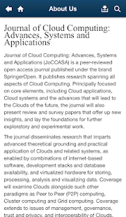 J of Cloud Computing ASA- screenshot thumbnail