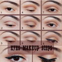 Eyes Makeup - Steps icon