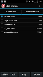 Stop-Motion v1.4