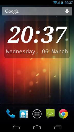 DIGI Clock Widget Plus v1.18.2 APK