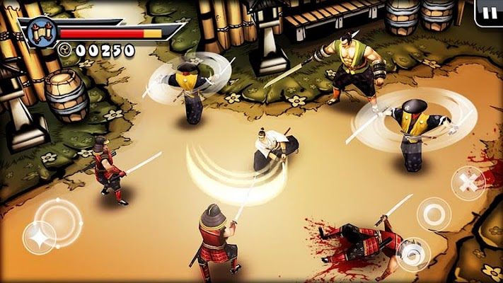 Samurai II: Vengeance - Screenshot