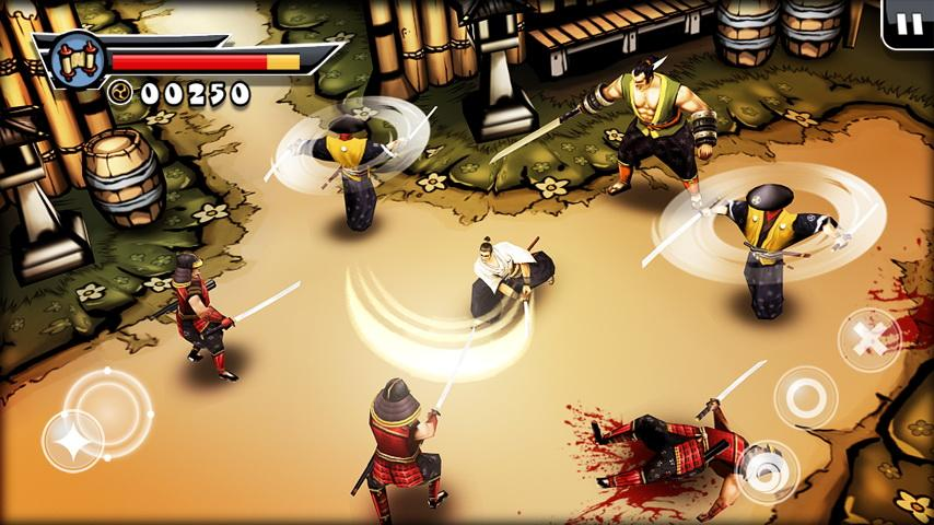 Samurai II: Vengeance- screenshot