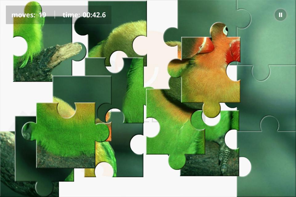 PuzzleFUN Animals - screenshot
