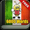Aprender Italiano 6k Palabras icon