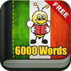 Learn Italian Vocabulary - 6,000 Words icon