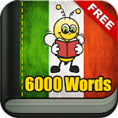 Learn Italian 6,000 Words