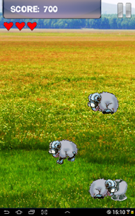 Sheep Game for Android - screenshot thumbnail