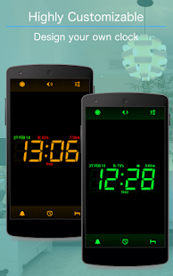 Digital Alarm Clock- screenshot thumbnail