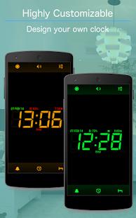 Digital Alarm Clock - screenshot thumbnail