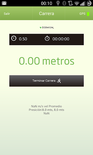 Dermium Runner 1.0.1 screenshots 2