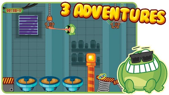 Toad Escape Free Platform Game- screenshot thumbnail