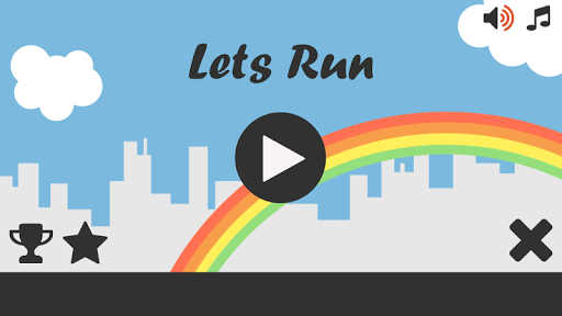 Lets Run with Stickman