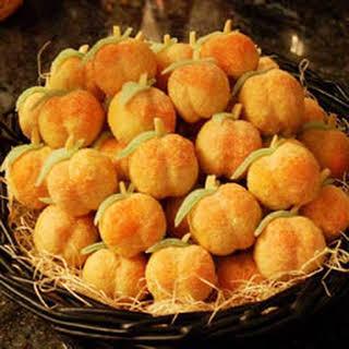 Austrian Peach Cookie.