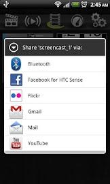 Screencast Video Recorder Demo Screenshot 4