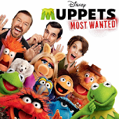 Muppets Most Wanted HD 2014