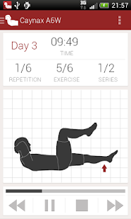 Abs workout - screenshot thumbnail