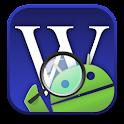 Wikidroid (Wikipedia Browser) logo