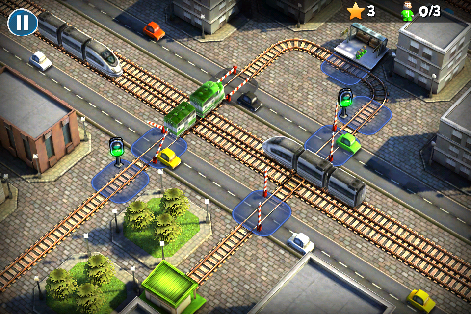 Trainz Trouble!- screenshot