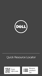 Dell Quick Resource Locator- screenshot thumbnail