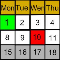 My Shift Calendar 1.37