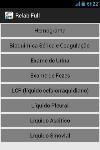 【免費醫療App】Resultado de Laboratorio Lite-APP點子