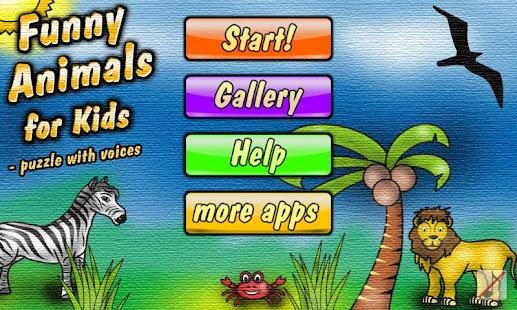 Funny Animals for Kids|玩教育App免費|玩APPs